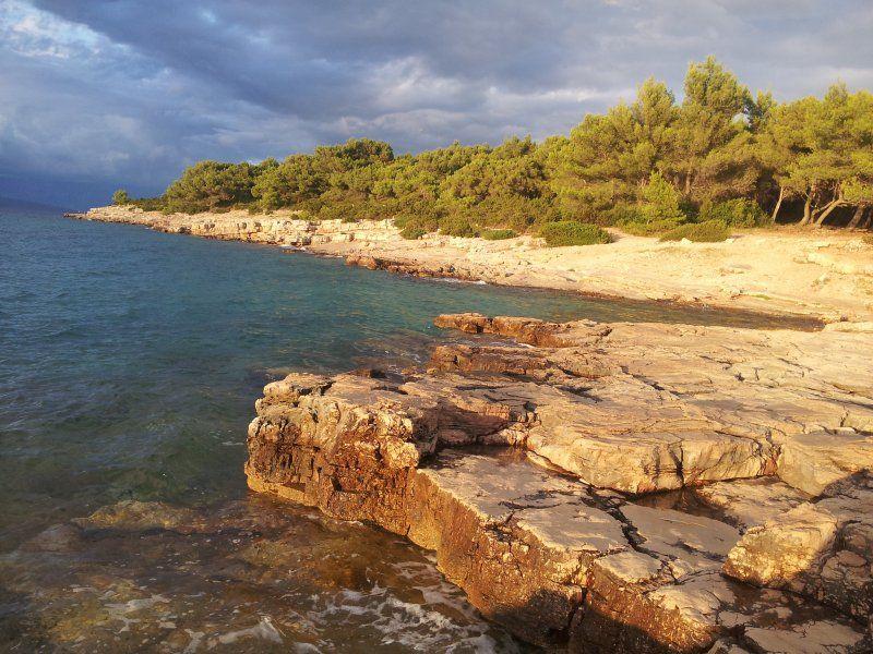 Chorwacji w gołe plaże top 10